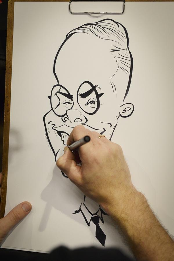 karykatury na zamówienie cena
